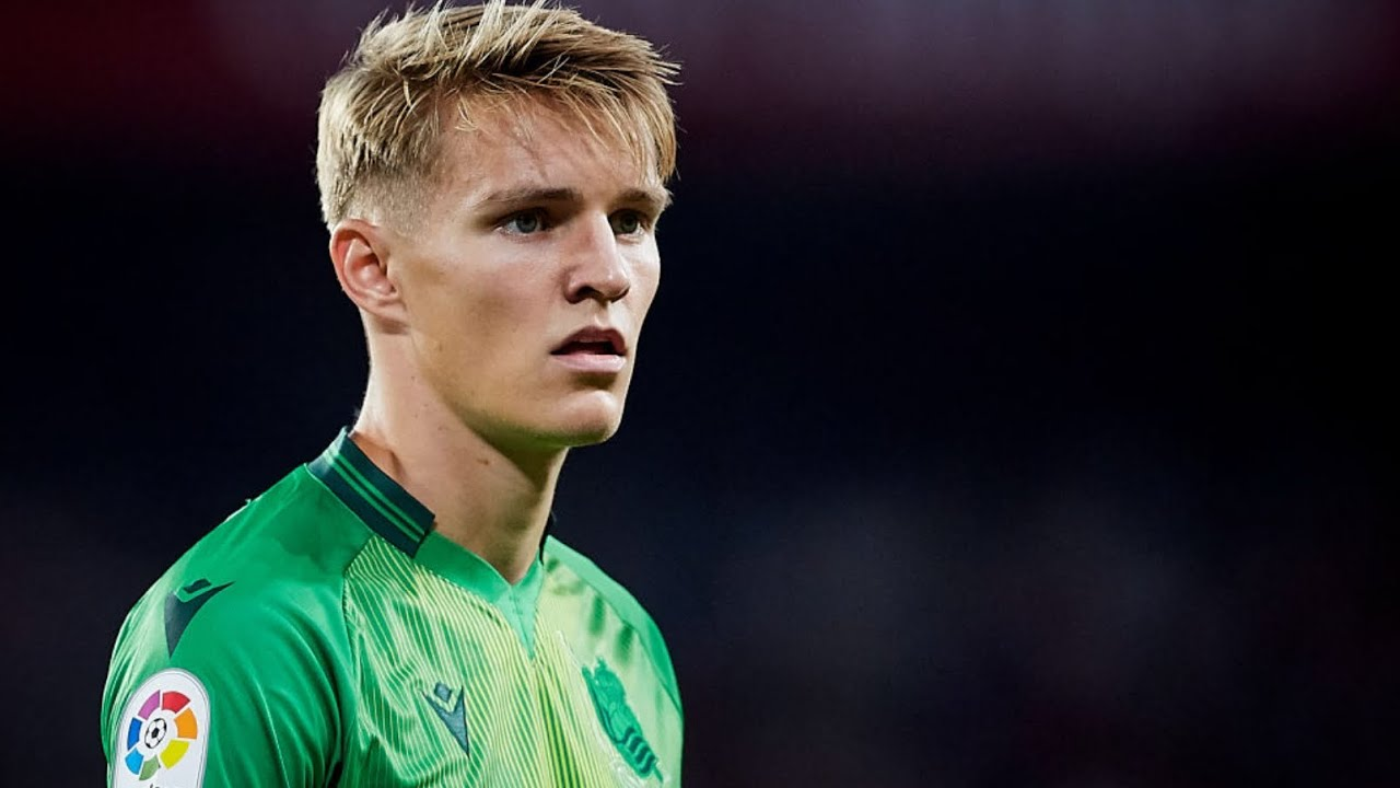 martin odegaard - photo #20