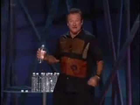 Robin Williams Standup - Golf  (full version)