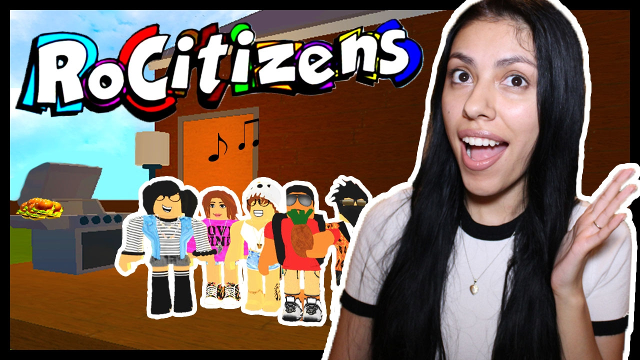 crazy house party roblox rocitizen youtube. Black Bedroom Furniture Sets. Home Design Ideas