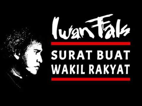 Iwan Fals - Surat Buat Wakil Rakyat (1987)