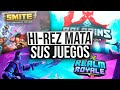 HI-REZ MATA TODOS SUS JUEGOS... (PALADINS, SMITE, REALM ROYALE) | Opinión