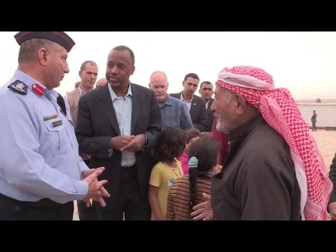 Carson: Refugees' true desire 'to be resettled ...