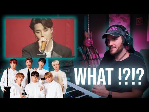 MUSICIAN REACTS TO BTS (방탄소년단) 'Your Eyes Tell' Studio and LIVE