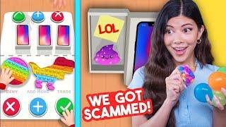Fidget Trading Scam Apps screenshot 5