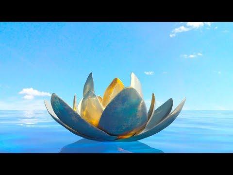 Music To Attract Money: Golden Lotus Energy | LoA Subliminal Messages + 432Hz Abundance Meditation