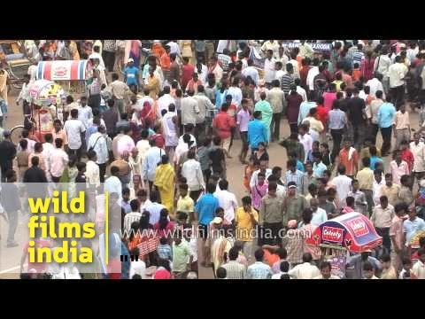 India observes the greatest Ratha Yatra of Lord Jagannath in Puri