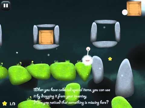 Tupsu- The Little Furry Monster Walkthrough Level 1-3