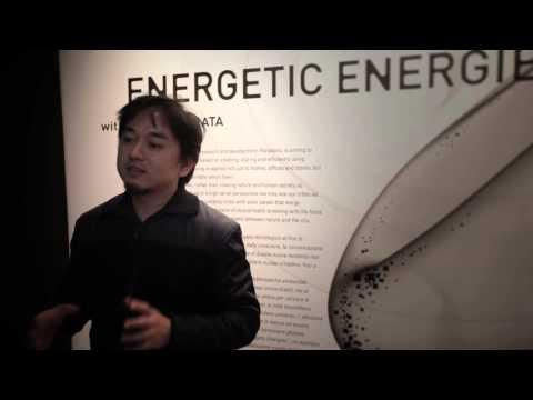 Energetic Energies by Akihisa Hirata