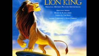 The Lion King OST - 11 - I Just Can't Wait to be King (Elton John)