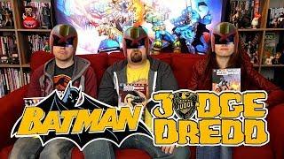 Batman VS Judge Dredd! - Back Issues