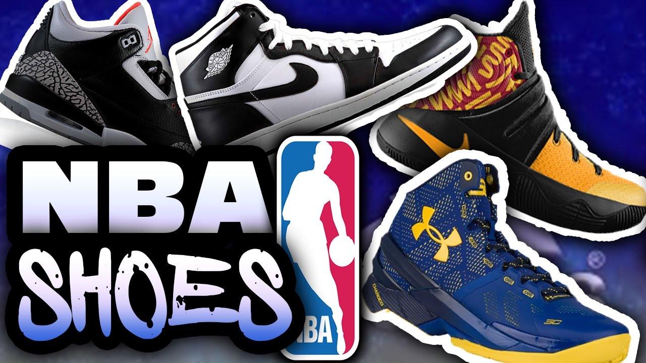 NBA SHOES QUIZ! SHOE DEAL!?