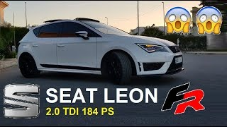 [Review]:SEAT LÉON FR MAROC- سيات ليون اف ار المغرب