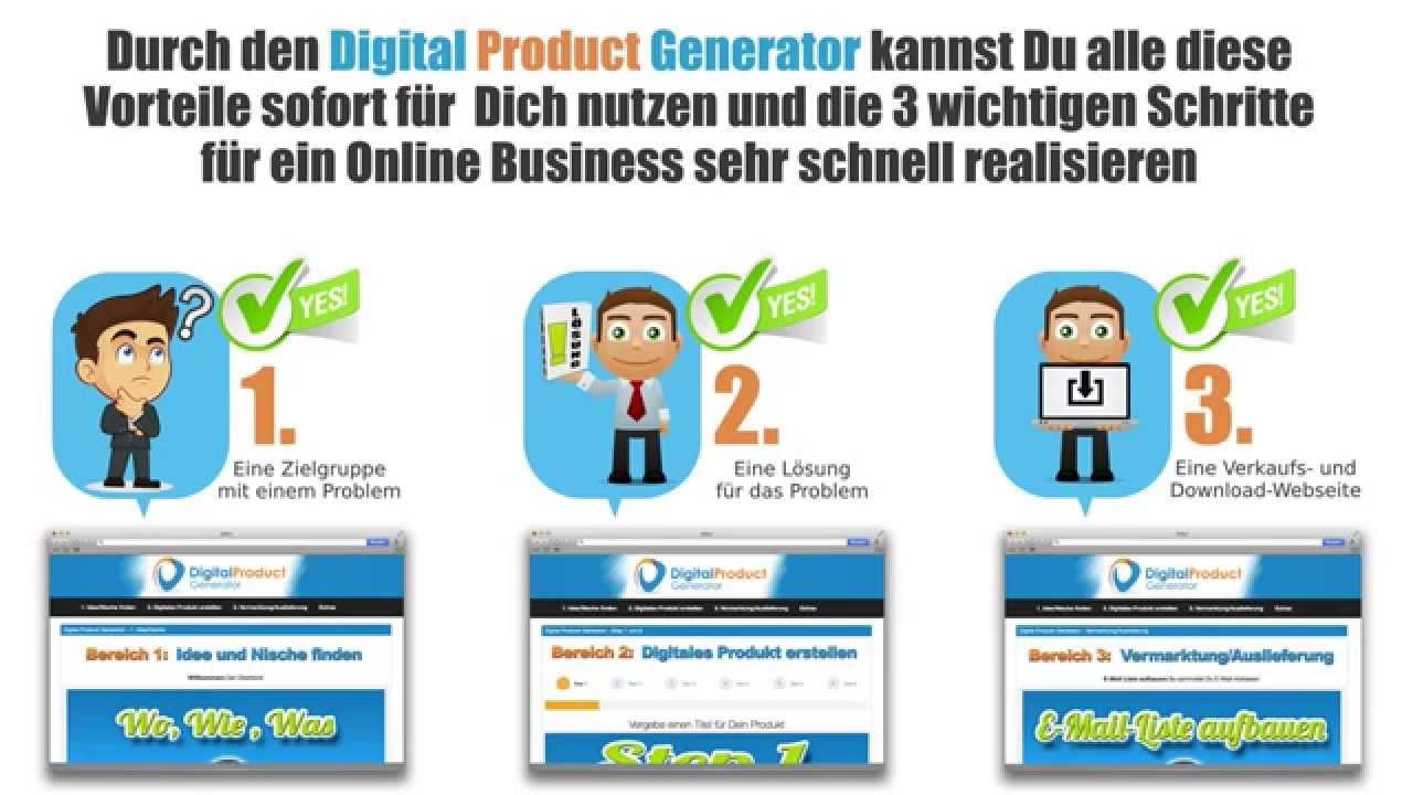 Digitale Produkte Erstellen - In 3 simplen Schritten zu einem ...