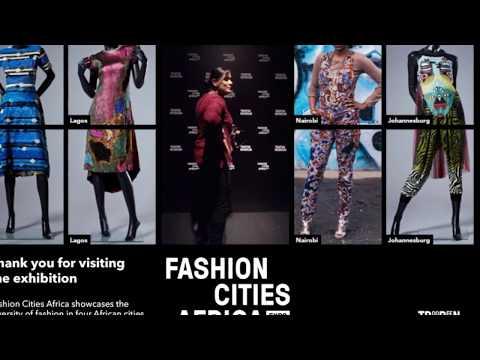 'Fashion cities Africa' Tropenmuseum Amsterdam