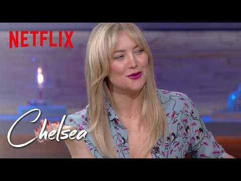 Kate Hudson Gets Candid About Pregnancy Weight Loss  Chelsea  Netflix