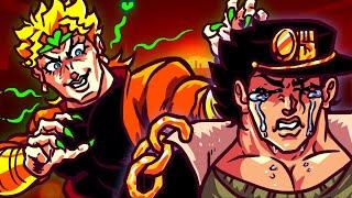 JoJo's Very Straight Adventures! Stardust Crusaders, Steel Ball Run Parody