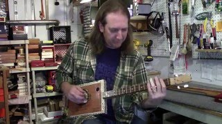 What's the Difference Between a 3 String and 4 String Cigar Box Guitar?