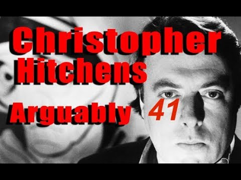 Arguably christopher hitchens