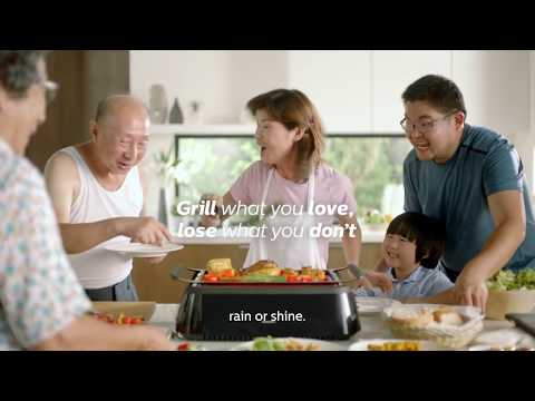 PHILIPS - SMOKLESS GRILL (HD6370) BY HEAP SENG GROUP - WEATHER WOMAN