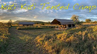 Kati Kati Tented Camp in Serengeti