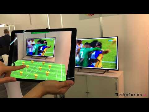 Future of Televison with Augmented Reality
