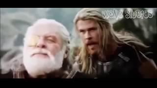 Thor Ragnarok  Odin Death Scene
