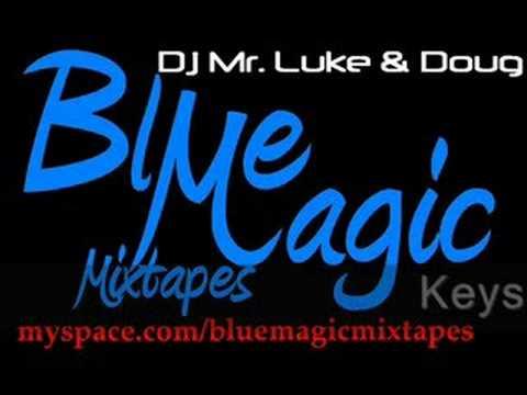 Keyshia Cole - Heaven Sent Screwed & Chopped BLUE MAGIC
