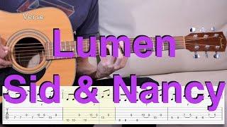Lumen - Sid & Nancy (tabs)