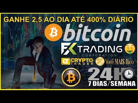 Fx Trading Corporation Global Cryptotrader - Bitcoin 2018
