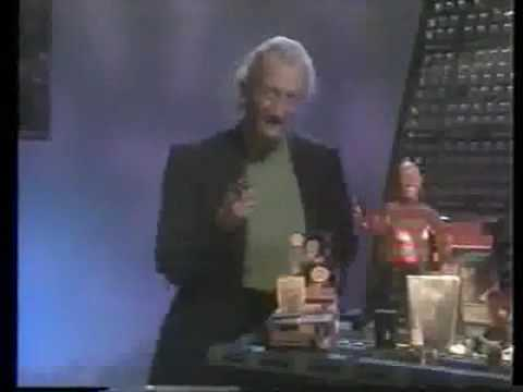 Freddy Speaks - Funny Documentary with Robert Englund Part 2/2