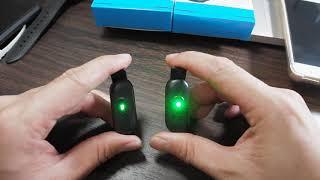 Sensor yang Membedakan Harga Yoho smartband bracelet