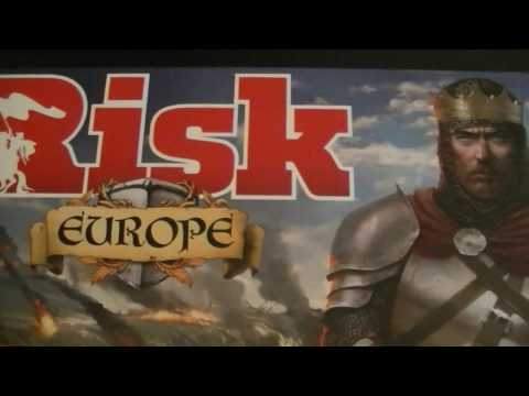 ASMR Unboxing, Risk Europe Edition