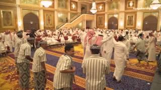زواج ال بقشان - الهاشمي قال حن القلب حن  :: اداء الفنان : رمزي محمد - قاعة الهيلتون