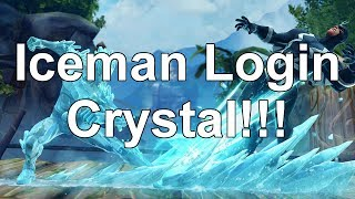 Hoping to pull a 4 star Iceman from my monthly login crystal!! Will...