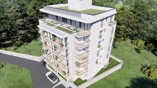 Квартиры в новом доме от немецкого застройщика в Черногории