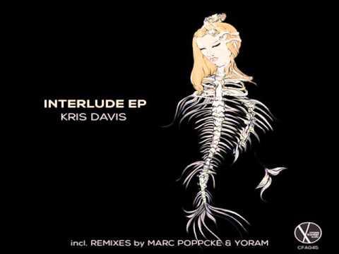 Premiere: Kris Davis - Interlude (Original mix) [Crossfrontier Audio]