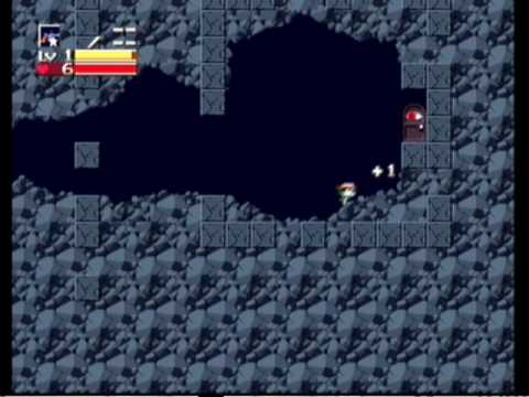 how to play cave story