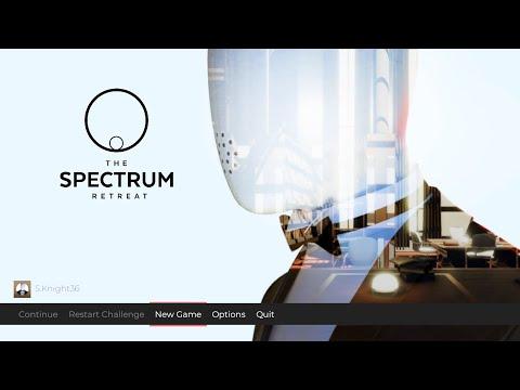 The Spectrum Retreat ep1  