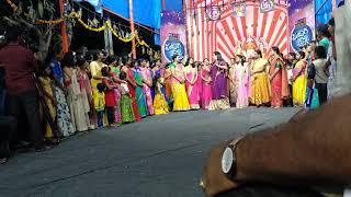 panduga chesko shooting in Gayatrinagar colony Ganesh mandapam , T.SANJEEV, Gayatrinagar