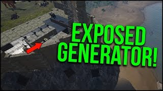 THEIR GENERATOR WAS EXPOSED! | ARK Official PvP - Ep.22