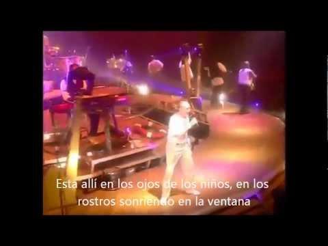 Phil Collins DANCE INTO THE LIGHT (Live, 1997) Subtitulado al español