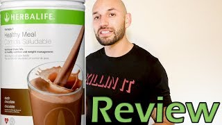 HerbaLife: Formula 1 Healthy Meal Replacement Supplement Review