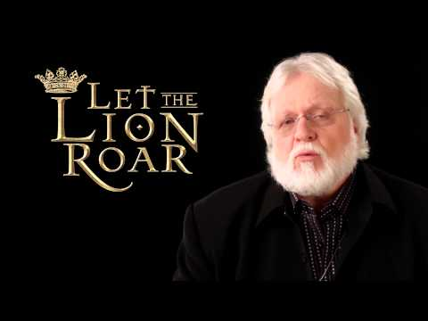 Let The Lion Roar - Chuck Pierce interview