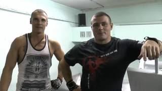 Тренировка груди, планы на будущее, Михаил Романов и Николай Кузьменко