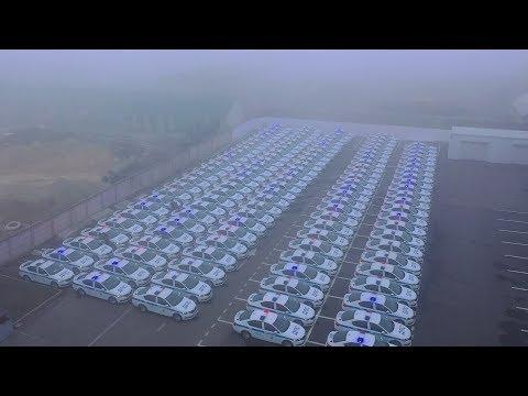 Ставропольская дорожная полиция получила новые автомобили
