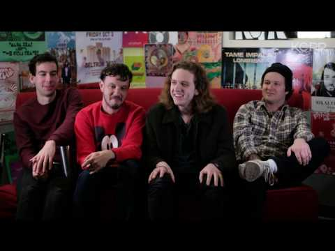 The Frights Interview (Live at KCPR)
