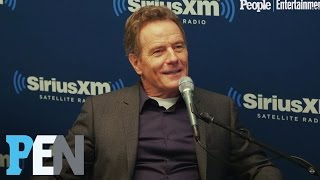Bryan Cranston Spills Seinfeld Secrets: Why Jerry Is Always Smiling | PEN | Entertainment Weekly