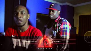 "6 God - Celebrity x Mike larry ""In Studio Freestyle"""