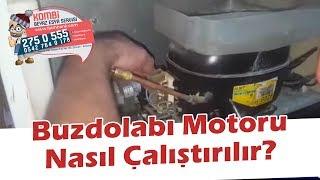 Motoru Yanmış Denilen Buzdolabınızı Nasıl Çalıştırırsınız?