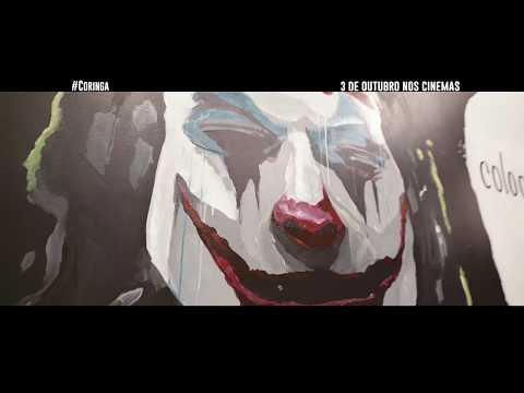 Coringa - Arte inspirada pelo filme